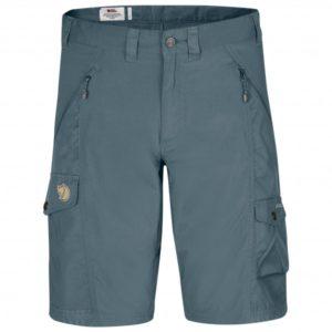 Fjällräven - Abisko Shorts - Shorts Gr 46 grau/lila