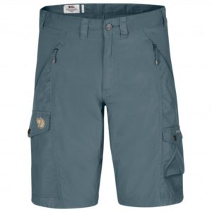 Fjällräven - Abisko Shorts - Shorts Gr 52 grau/lila