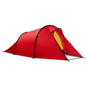 Hilleberg - Nallo 2 - 2-Personen Zelt rot