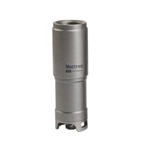 MecArmy Illumine X1S 130 Lumen Mini aufladbare Titan Schlüsselanhänger Taschenlampe Camping Notfall Laterne