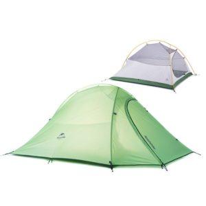 Naturehike Camping 2 Personen Zelt Sonnenschirm doppel-Schichten wasserdicht Anti-UV Sonnenschutz Reise Wandern