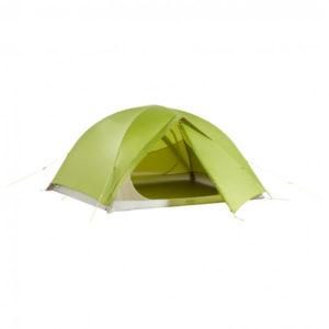 Vaude - Space Seamless 2-3P - 2-Personen Zelt grün/gelb/oliv
