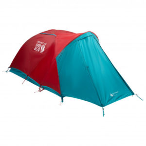 Mountain Hardwear - Outpost 2 Tent - 2-Personen Zelt türkis/rot