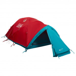 Mountain Hardwear - Trango 2 Tent - 2-Personen Zelt rot/türkis