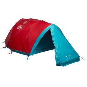 Mountain Hardwear - Trango 3 Tent - 3-Personen Zelt rot/türkis