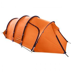 Nigor - Spix - 3-Personen Zelt orange