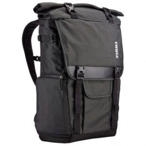 Thule - Covert DSLR Rolltop Backpack - Fotorucksack Gr One Size schwarz/grau