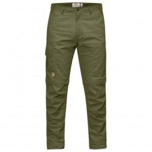 Fjällräven - Karl Pro Zip-Off Trousers - Trekkinghose Gr 44 - Regular - Raw Length oliv