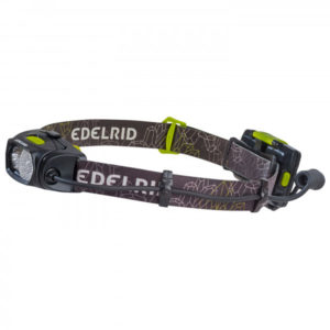 Edelrid - Asteri - Stirnlampe schwarz/grau
