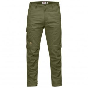 Fjällräven - Karl Pro Zip-Off Trousers - Trekkinghose Gr 56 - Regular - Raw Length oliv
