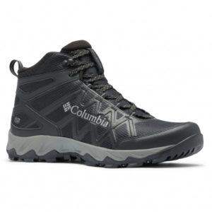 Columbia - Peakfreak X2 Mid Outdry - Wanderschuhe Gr 10,5 schwarz