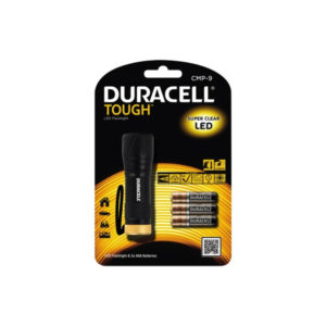 DURACELL Taschenlampe Tough CMP-9 COMPACT-SERIES sw