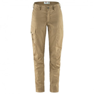 Fjällräven - Women's Karla Pro Trousers - Trekkinghose Gr 40 - Regular - Raw Length orange/blau/türkis/oliv/grau/braun/braun/schwarz/blau/orange/bra