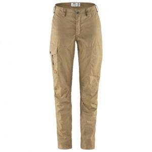 Fjällräven - Women's Karla Pro Trousers - Trekkinghose Gr 42 - Regular - Raw Length orange/blau/türkis/oliv/grau/braun/braun/schwarz/blau/orange/bra