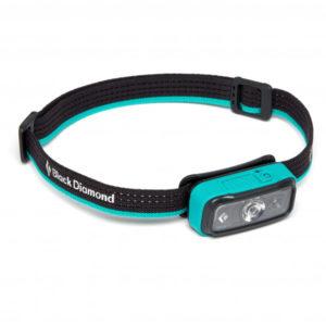 Black Diamond - Spot Lite 200 Headlamp - Stirnlampe schwarz/grau/türkis