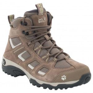 Jack Wolfskin - Women's Vojo Hike 2 Texapore Mid - Wanderschuhe Gr 5,5 grau/braun