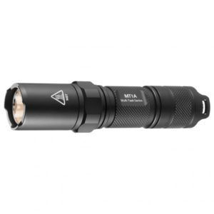 Nitecore - LED MT Modell 1A - Taschenlampe schwarz/grau
