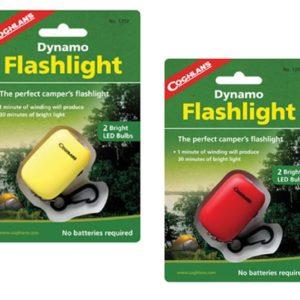 Coghlans Mini Dynamo Lampe - Taschenlampe