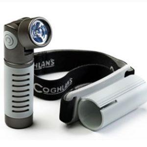 Coghlans Trailfinder LED Multi-Light - Stirn/Taschenlampe