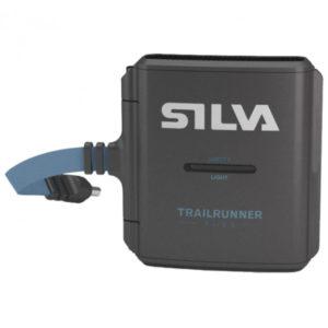 Silva - Battery Case Free 3xAAA - Stirnlampe schwarz/grau