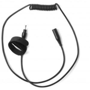 Silva - Trail Runner Free Extension Cable - Stirnlampe schwarz/grau/weiß