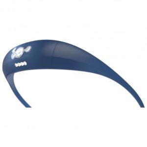 Knog - Bandicoot Headlamp - Stirnlampe blau/grau