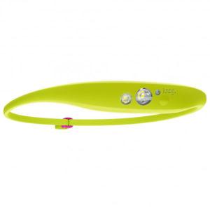 Knog - Quokka Headlamp - Stirnlampe türkis;grau;gelb/grün;schwarz/grau