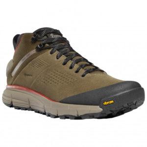 Danner - Trail 2650 Mid 4'' GTX - Wanderschuhe Gr 12 - Wide braun/oliv
