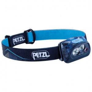 Petzl - Stirnlampe Actik - Stirnlampe blau/schwarz