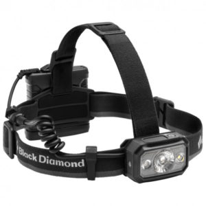 Black Diamond - Icon 700 Headlamp - Stirnlampe schwarz/grau