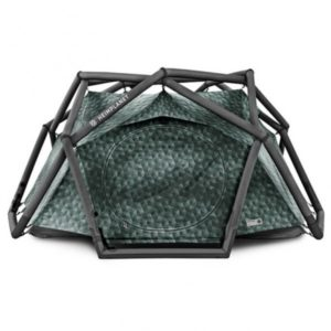Heimplanet - The Cave - 2-Personen Zelt schwarz/grau
