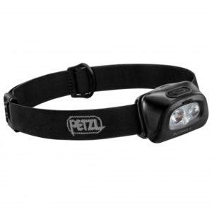 Petzl - Stirnlampe Tactikka+ - Stirnlampe schwarz/grau