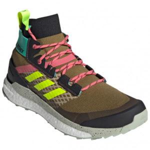 adidas - Terrex Free Hiker Primeblue - Wanderschuhe Gr 9,5 braun
