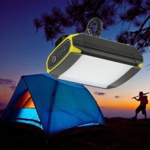 500LM wiederaufladbare Portable 30 LED Laterne Licht Lampe Blinkgeber Mobile Power Bank Taschenlampe USB Port mit USB Eingang Ausgang für Outdoor Emergency Wandern Camping Reisen