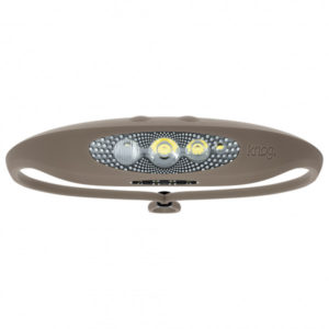 Knog - Bilby Headlamp - Stirnlampe grau