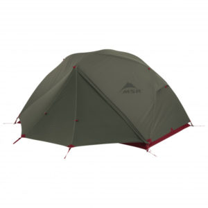 MSR - Elixir 2 Tent V2 - 2-Personen Zelt oliv/schwarz