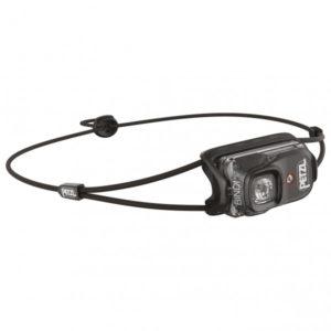 Petzl - Bindi - Stirnlampe schwarz/grau