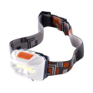 Tragbare LEDs Scheinwerfer Taschenlampe Arbeitslicht Ultrahelle weiße Beleuchtung Stirnlampe mit 3 Beleuchtungsmodi für das Angeln im Freien Camping