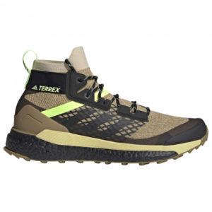adidas - Terrex Free Hiker Primeblue - Wanderschuhe Gr 7 beige