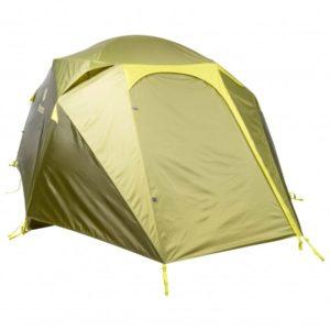 Marmot - Limestone 4P - 4-Personen Zelt beige/gelb/oliv