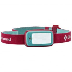 Black Diamond - Wiz Headlamp - Stirnlampe Gr One Size rot/türkis/grau/weiß