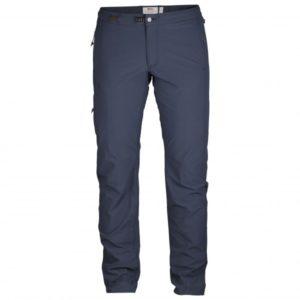 Fjällräven - Women's High Coast Trail Trousers - Trekkinghose Gr 40 - Long - Fixed Length blau/schwarz