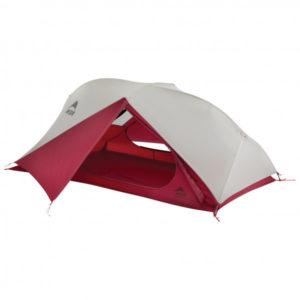 MSR - FreeLite 2 Tent V2 - 2-Personen Zelt oliv/rot