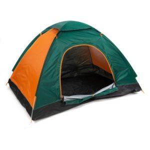 2 Personen Zelt Pop Up Klappbare Campingzelte mit Tragetasche Einfache Einrichtung für Wochenenden im Freien