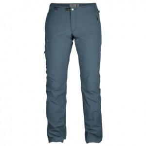 Fjällräven - Women's High Coast Trail Trousers - Trekkinghose Gr 42 - Long - Fixed Length blau