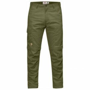 Fjällräven - Karl Pro Zip-Off Trousers - Trekkinghose Gr 60 - Regular - Raw Length oliv