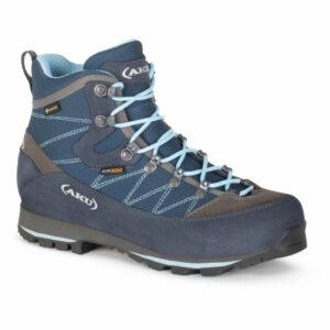 AKU - Women's Trekker Lite III - Wanderschuhe Gr 3,5 blau