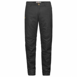 Fjällräven - Women's Sörmland Tapered Winter Trousers - Winterhose Gr 38 - Fixed Length schwarz