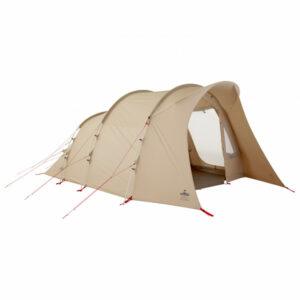 Nomad - Dogon 4 Compact Air - 4-Personen Zelt beige/braun